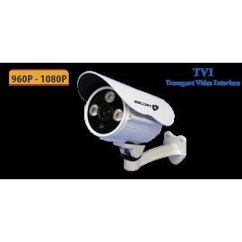 Camera quan sát Escort Esc 405TVI 1.0 MP ngoài trời