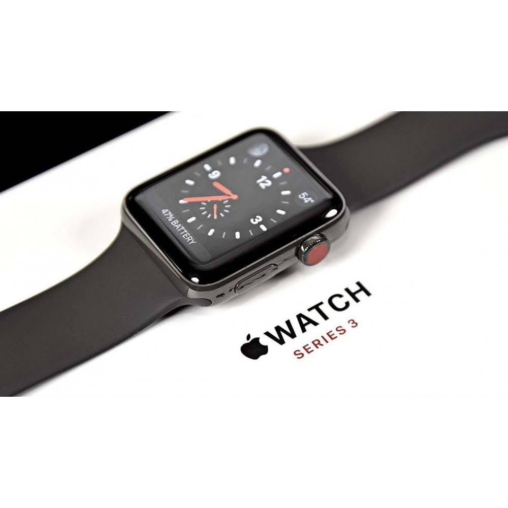 Đồng hồ Apple Watch S3 Nike+ 38mm GPS Cellular Aluminum