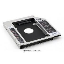 CADDY BAY(thay thế DVD để gắn thêm HDD SSD) (NHÔM)