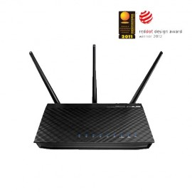 Phát wifi Asus Rt- N66U Dual-Band Wireless-N900 Router