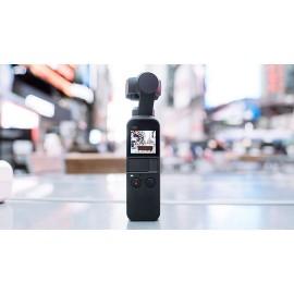 DJI Osmo Pocket - Quay phim 4K bỏ túi chống rung 3 cơ học